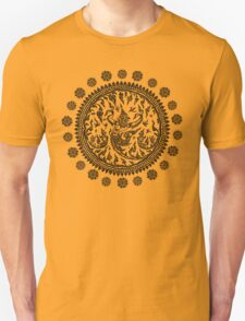 Garuda's Victory V01 - Black Edition Unisex T-Shirt