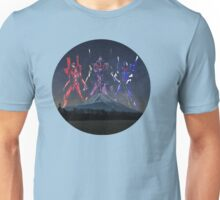 EVANGELION - MOUNT FUJI Unisex T-Shirt