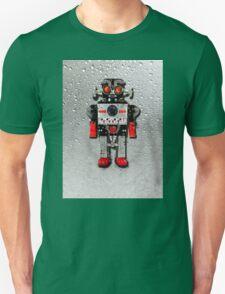 Vintage Robot 3 iPhone case Unisex T-Shirt