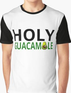 Holy Guacamole Graphic T-Shirt