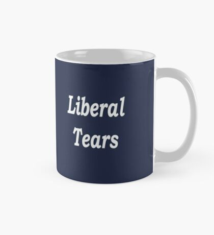 Liberal Tears - Navy Blue Mug