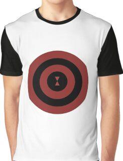 Captain Widow Graphic T-Shirt