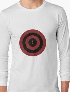 Captain Widow Long Sleeve T-Shirt
