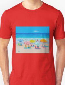 Beach Art - Catching the Breeze Unisex T-Shirt