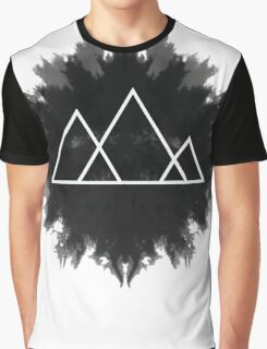 Trinity MT Inkblot Graphic T-Shirt