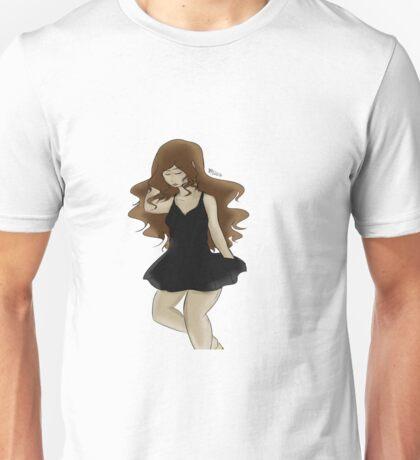 Little Black Dress Unisex T-Shirt