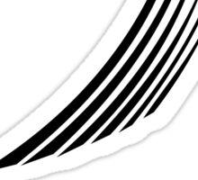 Sarif Industries Logo (Black) Sticker