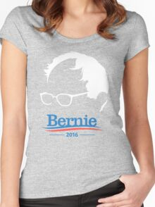 Bernie Sanders - High Quality Resolution Women's Fitted Scoop T-Shirt