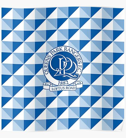 Queens Park Ranger football club Poster