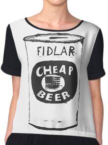 fidlar Women's Chiffon Top