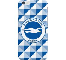 Brighton & Hove Albion football club iPhone Case/Skin