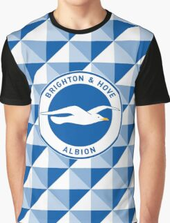 Brighton & Hove Albion football club Graphic T-Shirt