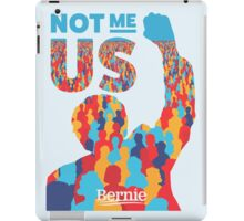 Not Me Us - High Quality Resolution iPad Case/Skin