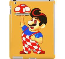 The Mushroom Man iPad Case/Skin