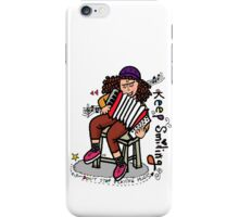 Don't Stop Playing Music iPhone Case/Skin