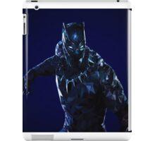 Black Panther Low Poly iPad Case/Skin