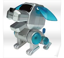 Poo-chi the robot dog Poster