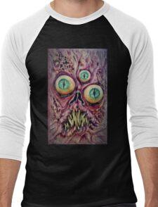 Necronomicon ex mortis 5 Men's Baseball ¾ T-Shirt