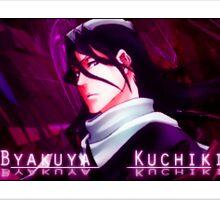 Bleach - Byakuya Kuchiki Sticker