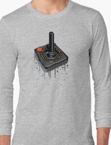 Atari 2600 Controller Long Sleeve T-Shirt