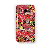 University of Maryland Collage Samsung Galaxy Case/Skin