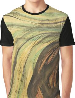 Ink & Charcoal #2 Graphic T-Shirt