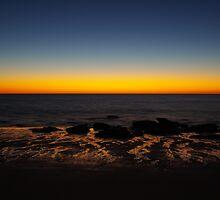 After sunset by Dennis Wetherley