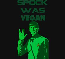 SPOCK VEGAN Women's Tank Top