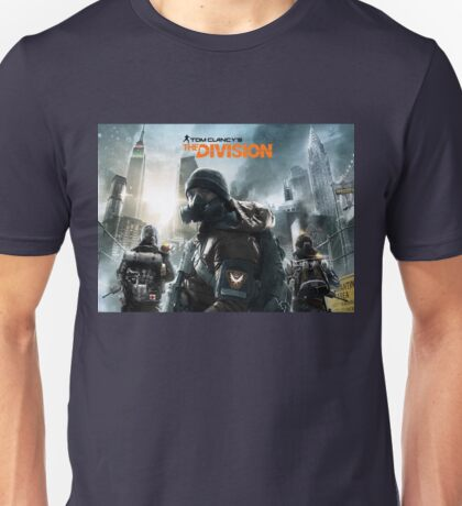 tom clancy the division games 2016 nakula Unisex T-Shirt