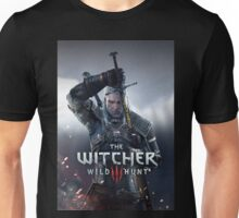 the witcher 2016 games nakula Unisex T-Shirt