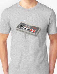 Pixel NES Controller Unisex T-Shirt