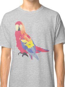 Parrot Flies by Algernon Cadwallader Classic T-Shirt