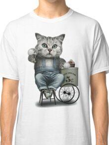 ICE CREAM SELLER Classic T-Shirt
