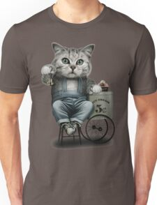 ICE CREAM SELLER Unisex T-Shirt
