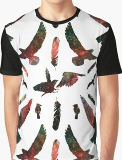 Soaring Birds - Variant 3 Graphic T-Shirt