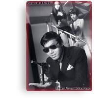 secret agent in Japan Canvas Print