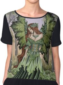 Lady of the Forest Chiffon Top