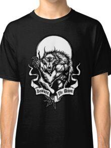 Beware the Moon Classic T-Shirt