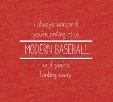 Modern Baseball Wedding Singer T-Shirt Tri-blend T-Shirt