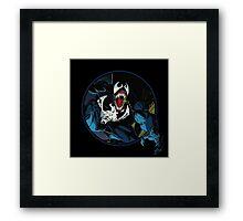 Lethal Symbiotic Framed Print