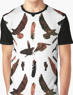 Soaring Birds - Variant 2 Graphic T-Shirt
