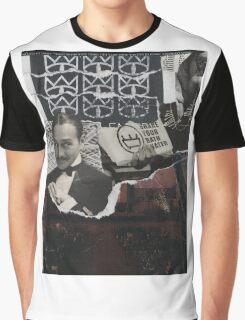 Fancy Bath Water Graphic T-Shirt