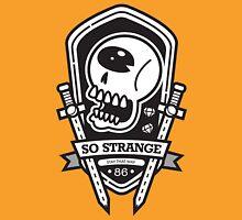 So Strange Emblem Unisex T-Shirt