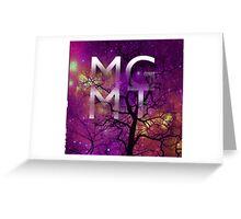 MGMT 01 Greeting Card
