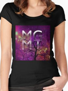 MGMT 01 Women's Fitted Scoop T-Shirt