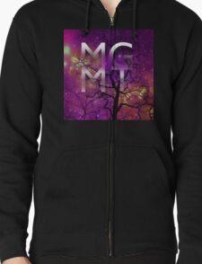 MGMT 01 Zipped Hoodie