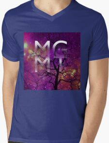 MGMT 01 Mens V-Neck T-Shirt