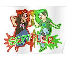 Septiplier AHOY! Poster