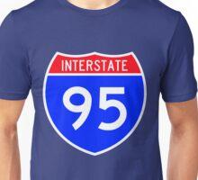 INTERSTATE 95 I95 Unisex T-Shirt