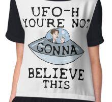 UFO - H Chiffon Top